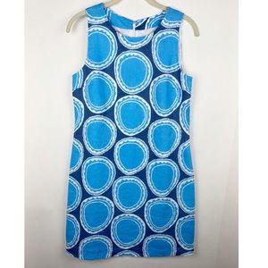 Island Company Linen Classic Shift Dress
